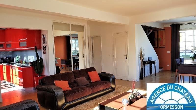Vente maison / villa Ormesson sur marne 567000€ - Photo 1