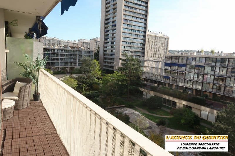 Venta  apartamento Boulogne-billancourt 569000€ - Fotografía 4