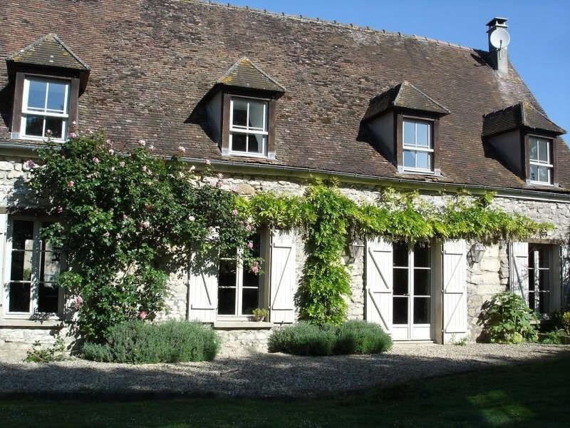 Vente de prestige maison / villa Fontaine chaalis 887000€ - Photo 1