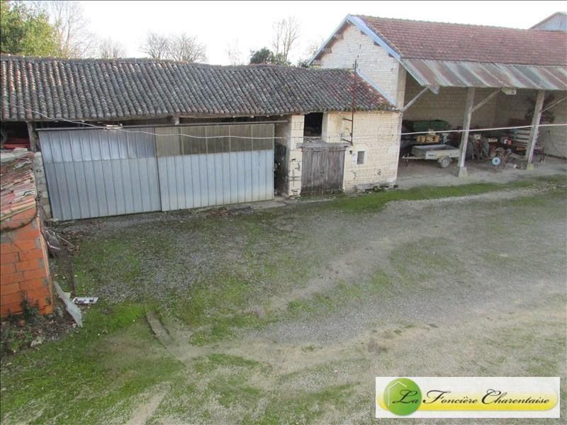 Vente maison / villa Aigre 89000€ - Photo 6