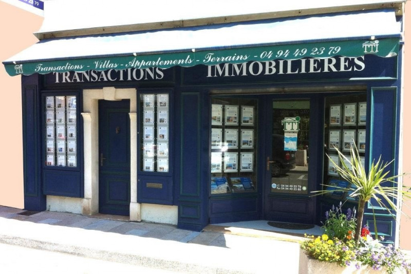 Vente local commercial Hyeres 1250000€ - Photo 1