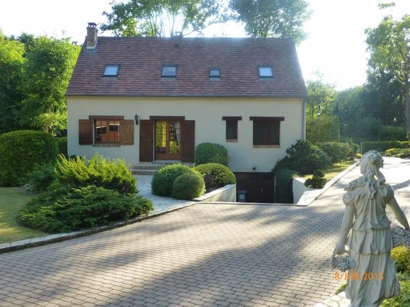 Sale house / villa Lamorlaye 550000€ - Picture 9