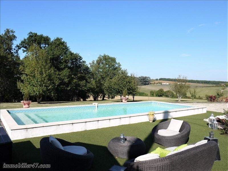Vente maison / villa Villebramar 319000€ - Photo 10