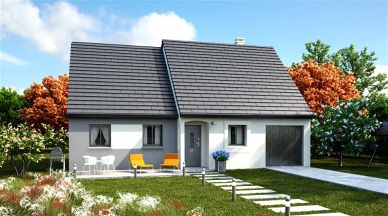 Maison  6 pièces + Terrain 600 m² Aniche par MAISONS KERBEA