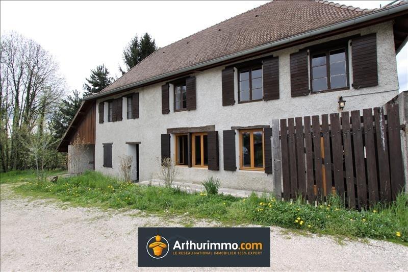 Sale house / villa Les avenieres 175000€ - Picture 1
