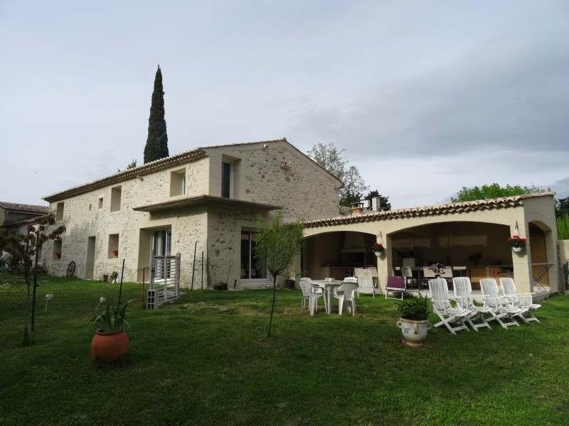 Vente de prestige maison / villa La begude de mazenc 579000€ - Photo 2