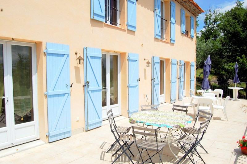 Deluxe sale house / villa Seillans 546000€ - Picture 21