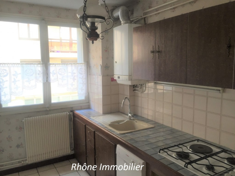 Vente appartement Villeurbanne 190000€ - Photo 4