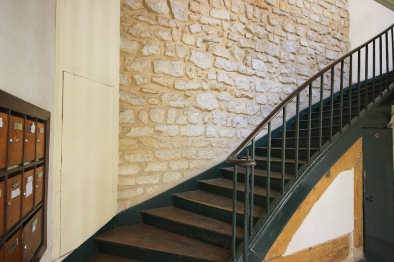 Vente de prestige appartement Paris 4ème 460000€ - Photo 9