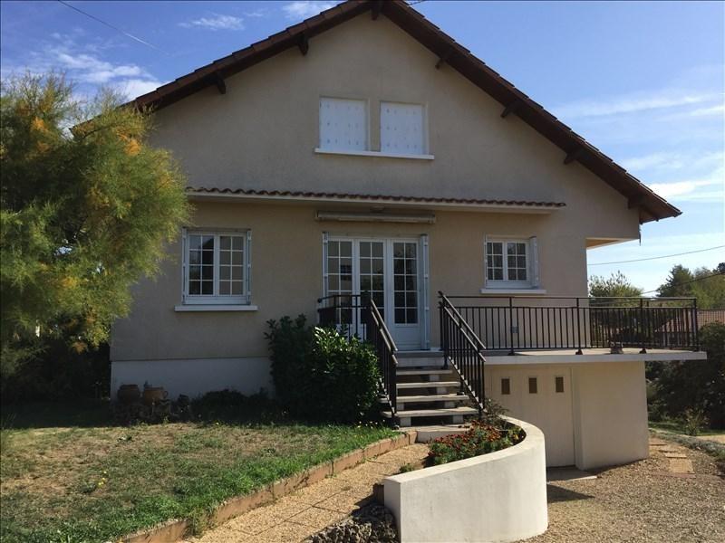 Vente maison / villa Poitiers 210000€ -  1
