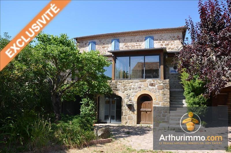 Sale house / villa Vernosc les annonay 257000€ - Picture 2
