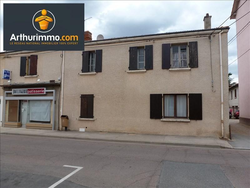 Sale building Roanne 69900€ - Picture 1