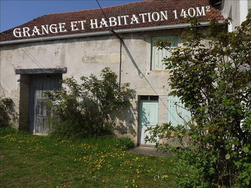 Vente maison / villa Fontaine francaise 80000€ - Photo 1