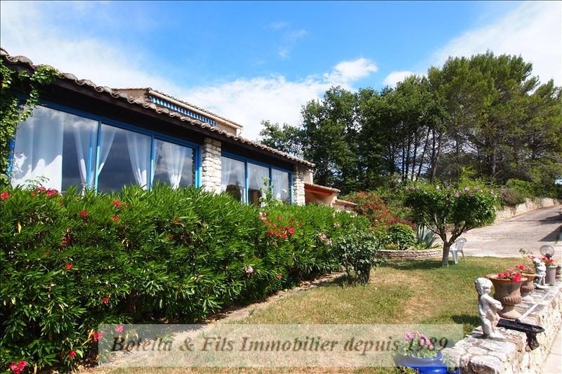 Sale house / villa Goudargues 422000€ - Picture 2
