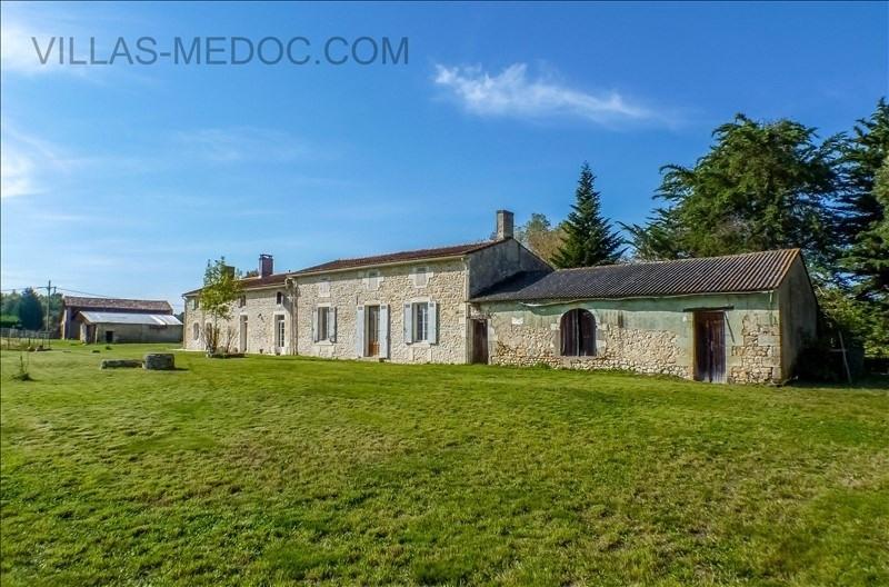 Sale house / villa Vensac 385000€ - Picture 1