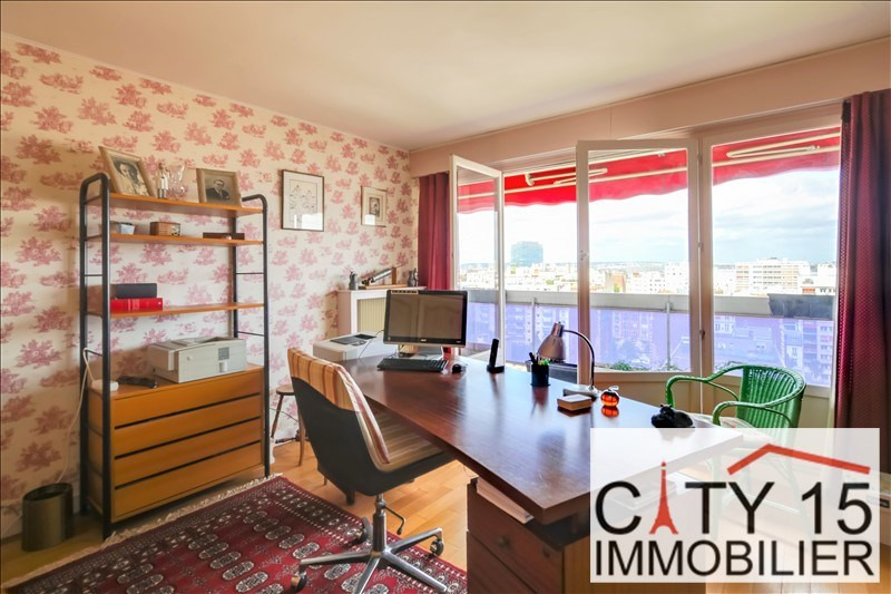 Vente de prestige appartement Paris 15ème 1 070 000€ - Photo 4