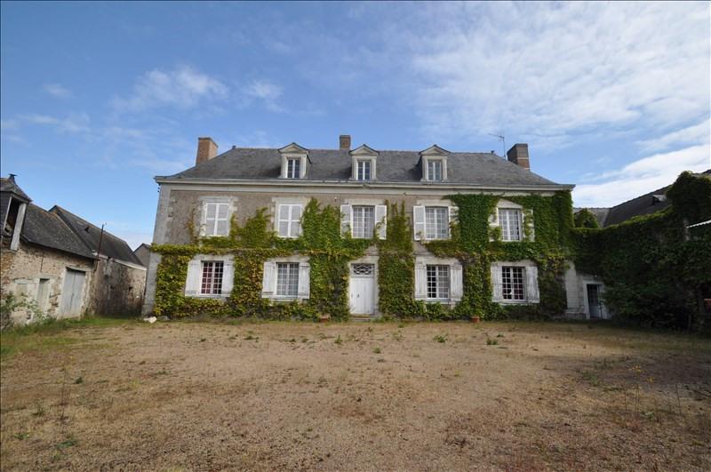 Vente de prestige maison / villa St melaine sur aubance 590800€ - Photo 1