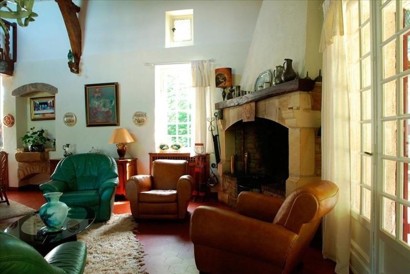 Deluxe sale house / villa Laroque timbaut 549000€ - Picture 3