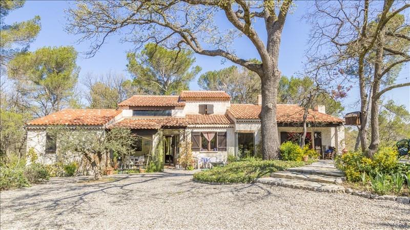 Vente de prestige maison / villa Fuveau 599000€ - Photo 1