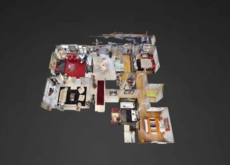 Vente de prestige appartement Lyon 6ème 1100000€ - Photo 10