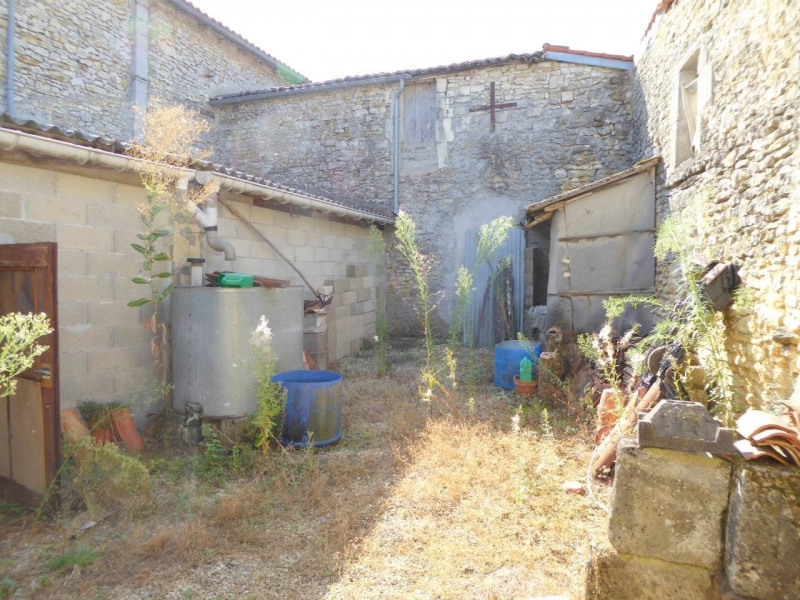 Vente maison / villa Louzac-saint-andre 210000€ - Photo 20