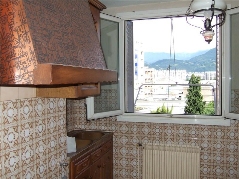 Vente appartement Grenoble 99000€ - Photo 8