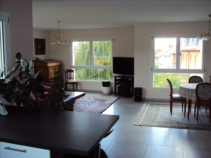 Vente appartement Riedisheim 390000€ - Photo 3