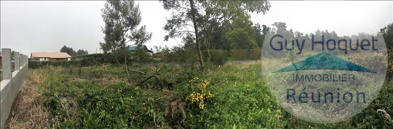 Vente terrain La plaine des cafres 128000€ - Photo 1