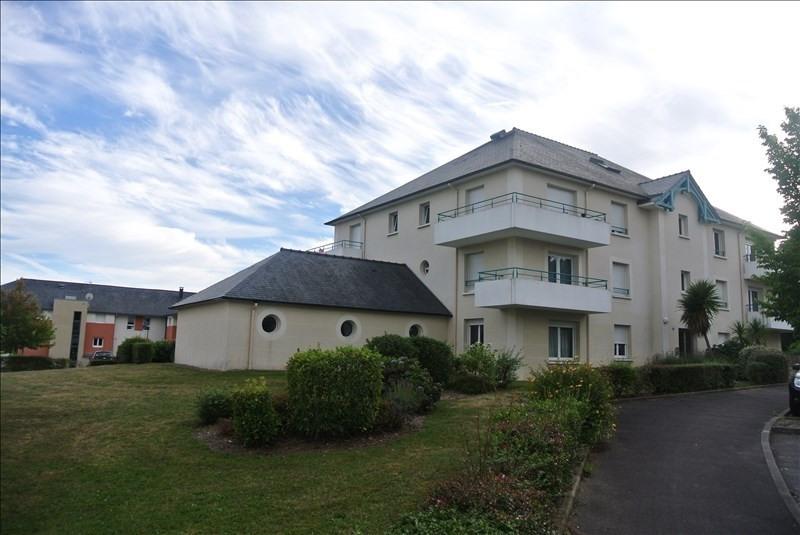 Sale apartment Quimper 86400€ - Picture 1