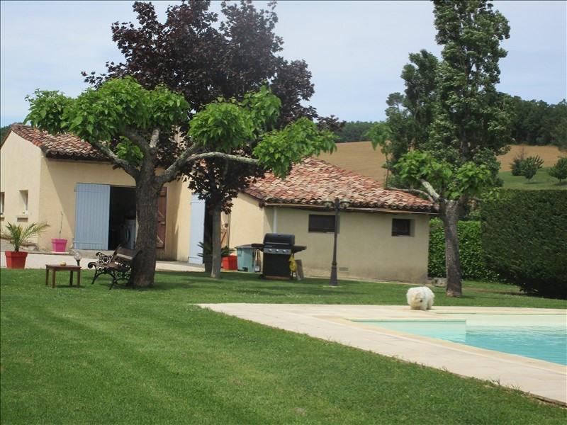 Sale house / villa La salvetat belmontet 329000€ - Picture 10