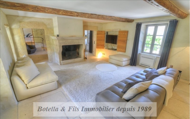 Deluxe sale house / villa Uzes 1 280 000€ - Picture 4