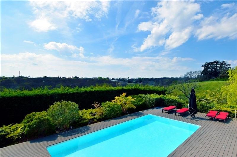 Deluxe sale house / villa Rouffiac tolosan 739000€ - Picture 9