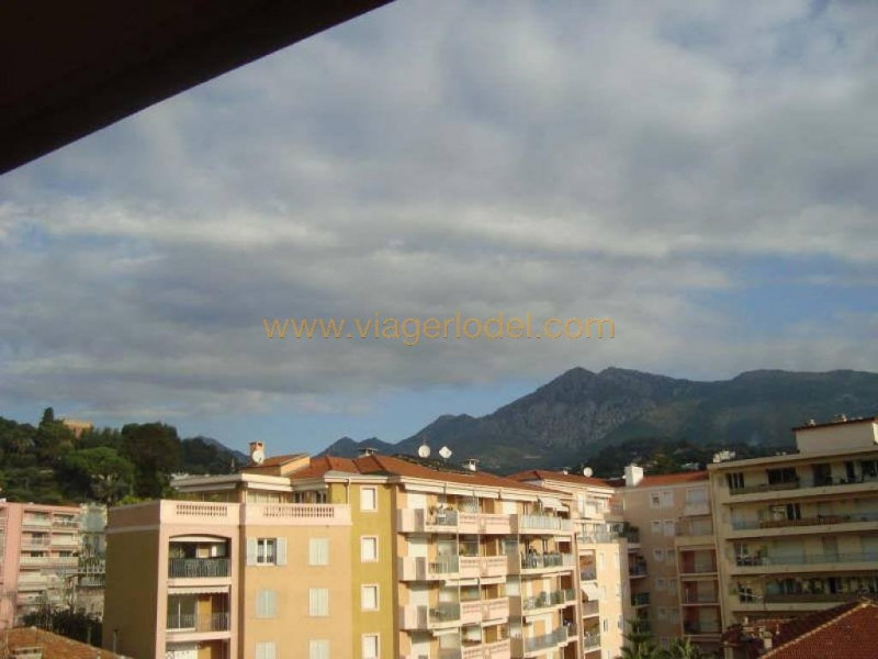 Viager appartement Menton 50 000€ - Photo 5