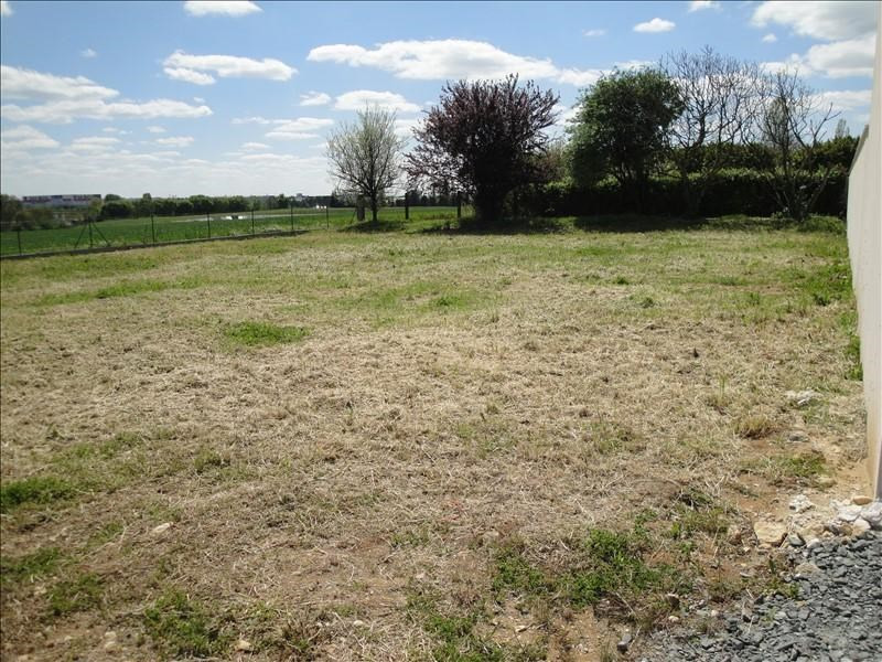 Sale site Chauray 99 000€ - Picture 3