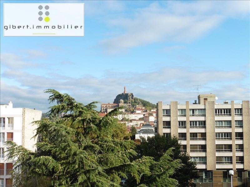 Sale apartment Le puy en velay 220000€ - Picture 1