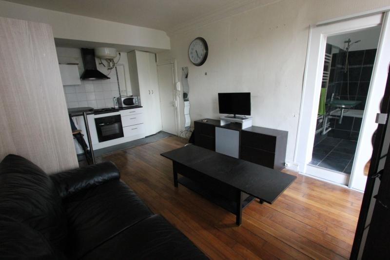Sale apartment Paris 2ème 259000€ - Picture 2
