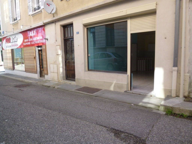 Location local commercial Saint-laurent-du-pont 235€ CC - Photo 1