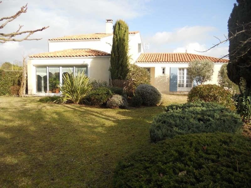 Sale house / villa Vaux sur mer 550000€ - Picture 1