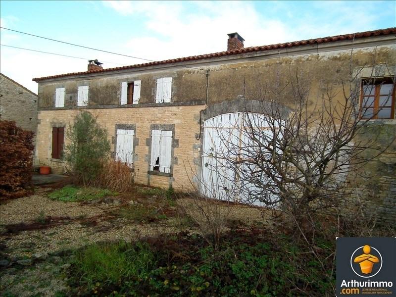 Vente maison / villa Matha 97200€ - Photo 3
