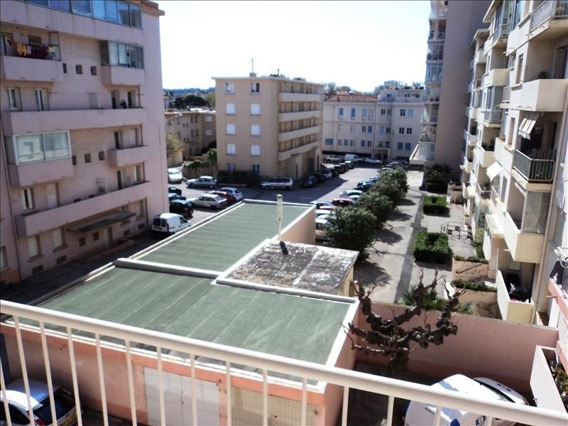 Sale apartment Toulon 97000€ - Picture 1