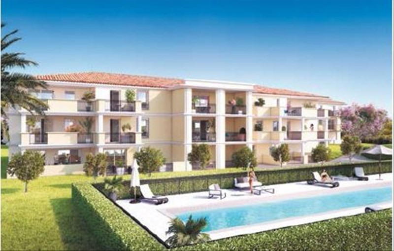 Deluxe sale apartment Bormes les mimosas 340 000€ - Picture 1
