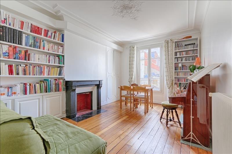 Sale apartment Paris 15ème 682000€ - Picture 1