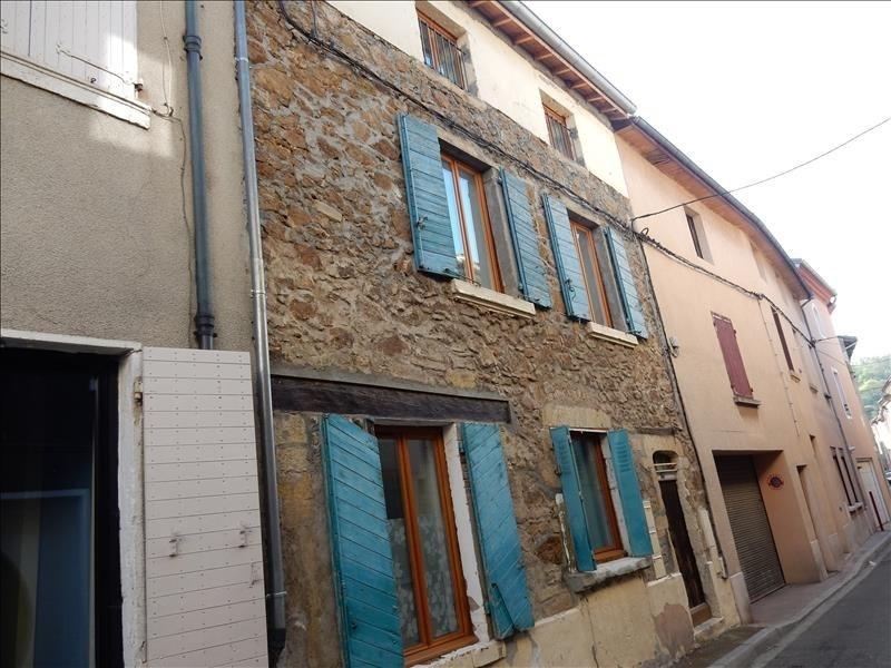 Investeringsproduct  appartement Les roches de condrieu 103000€ - Foto 5