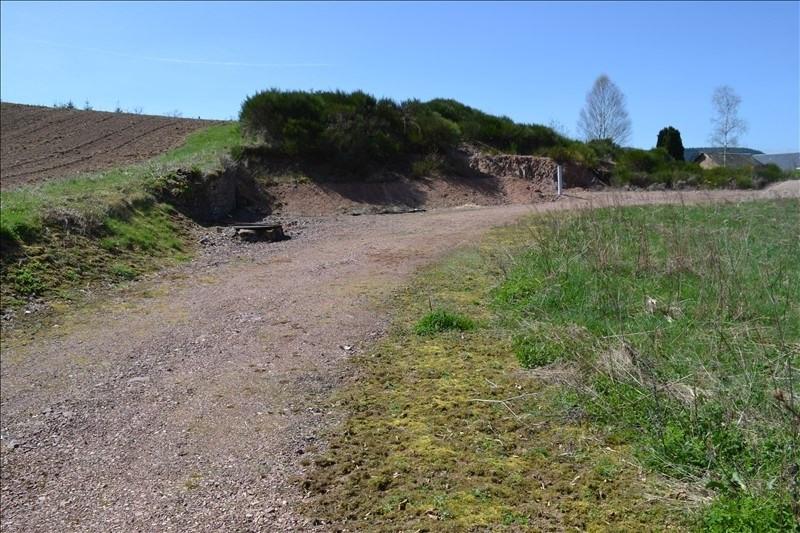 Vente terrain Alligny en morvan 26500€ - Photo 1