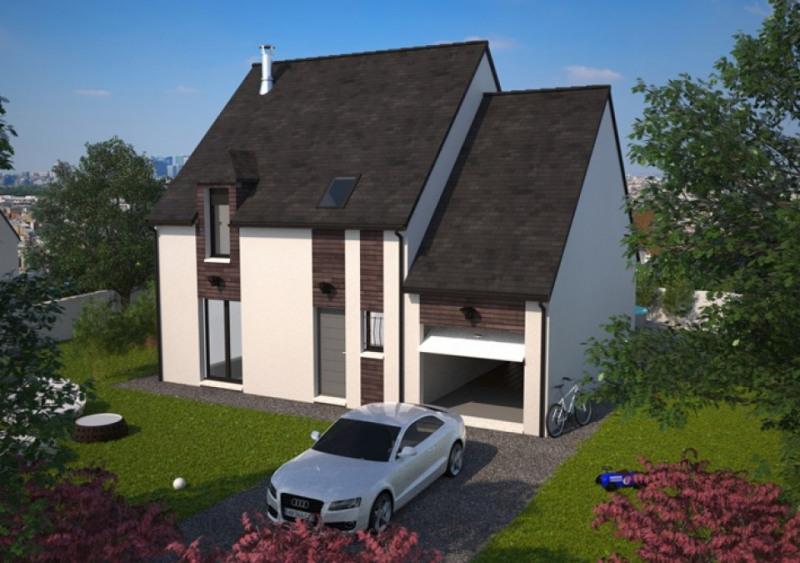 Maison  4 pièces + Terrain 580 m² Domont par maisons evolution