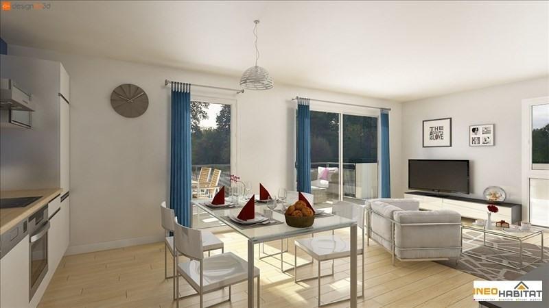 Vente appartement Vezin le coquet 182000€ - Photo 1