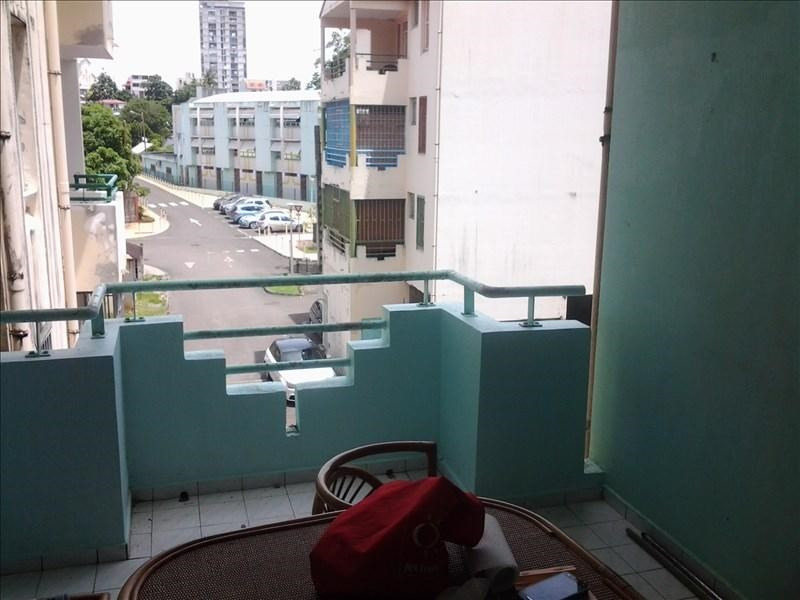 Sale apartment Pointe a pitre 80 000€ - Picture 1
