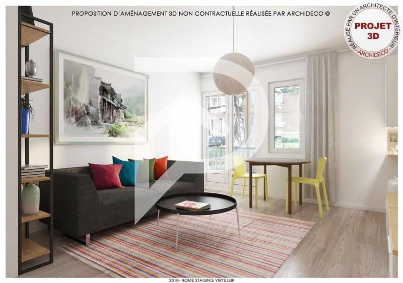 Vente appartement Eaubonne 129000€ - Photo 3