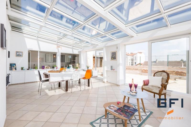 Vendita appartamento Fontenay sous bois 696000€ - Fotografia 5
