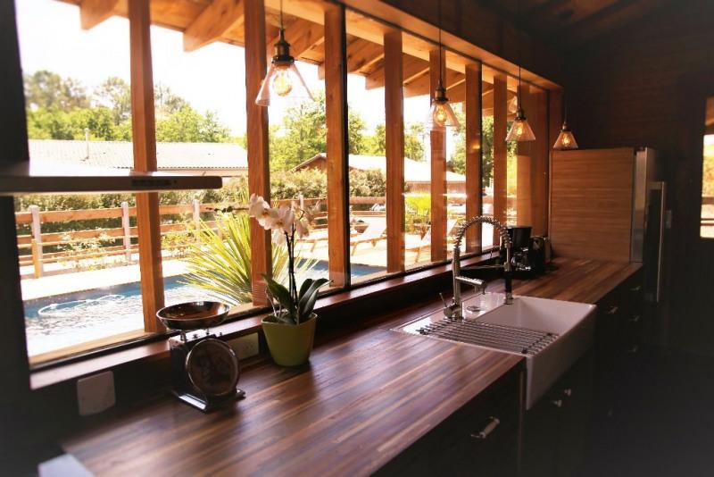 Venta de prestigio  casa Lacanau 501600€ - Fotografía 5